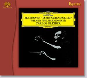 ベートーヴェン:交響曲第5番「運命」&第7番 ジャケット