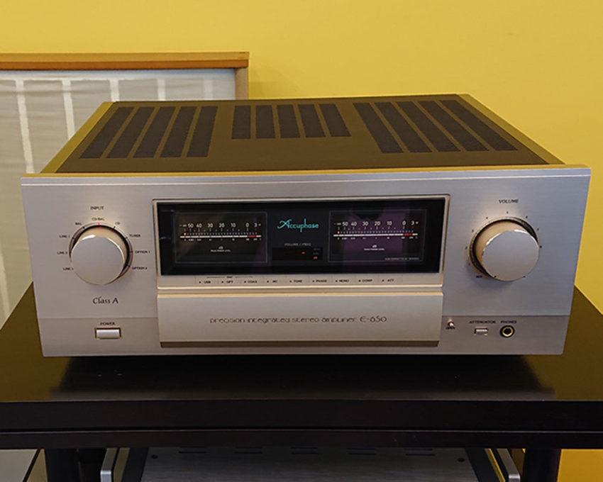 E-650正面の画像